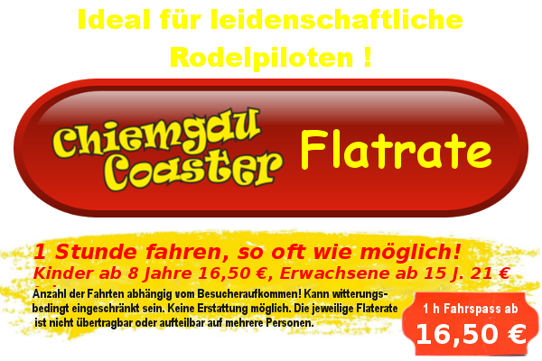 Flatrate im Sommer 2020