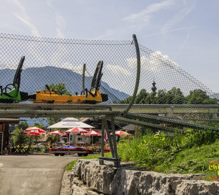Chiemgau Coaster Ruhpolding