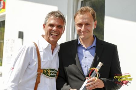 Chiemgau Coaster Ruhpolding-Eröffnungsfeier
